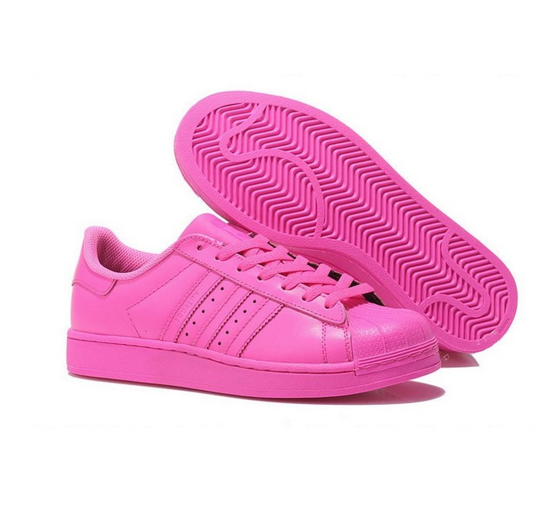 Home adidas superstar rosas