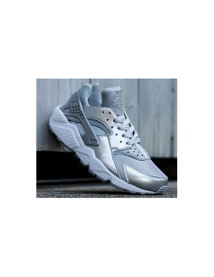 Nike Huarache Blancas Y Azules