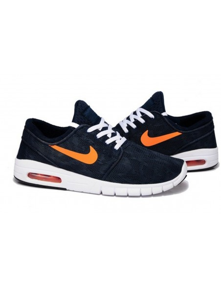 Blue/Orange Stefan Janoski Max