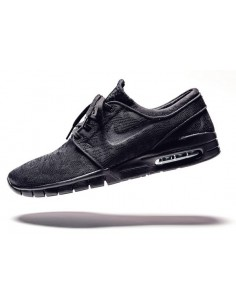 Black Stefan Janoski Max All