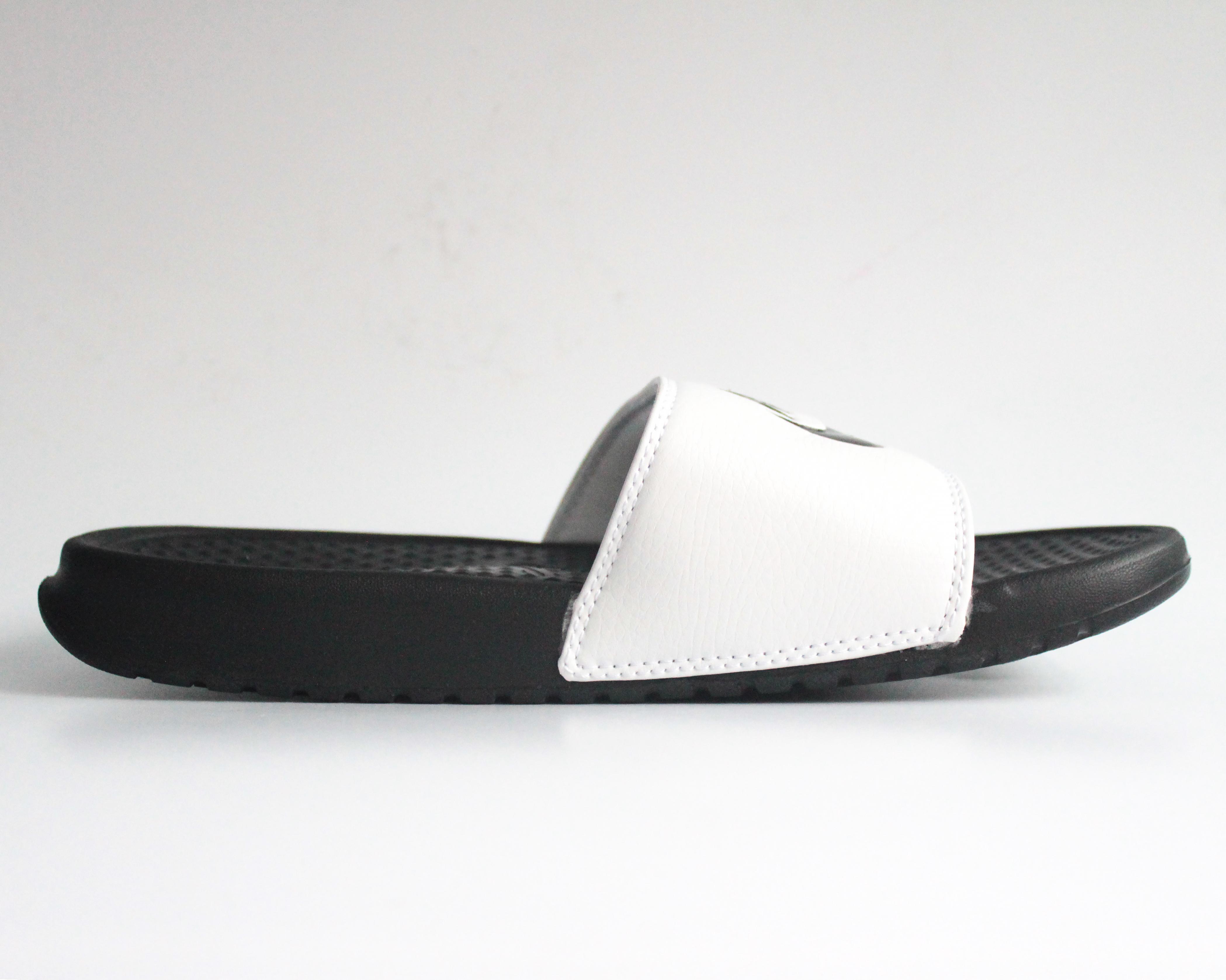 Negra Blancas Con Nike Sandalias Mgshops Suela lFJTKc1