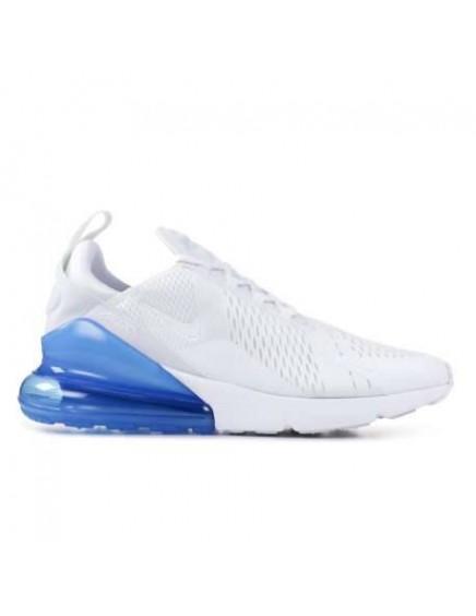 Nike Air Max 270 Blancas y azules