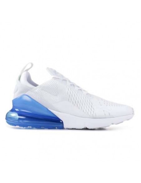 Nike Air Max 270 Blancas - Azules