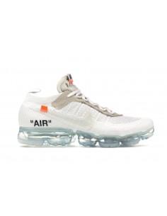 Nike Air VaporMax Flyknit Off-White Blancas