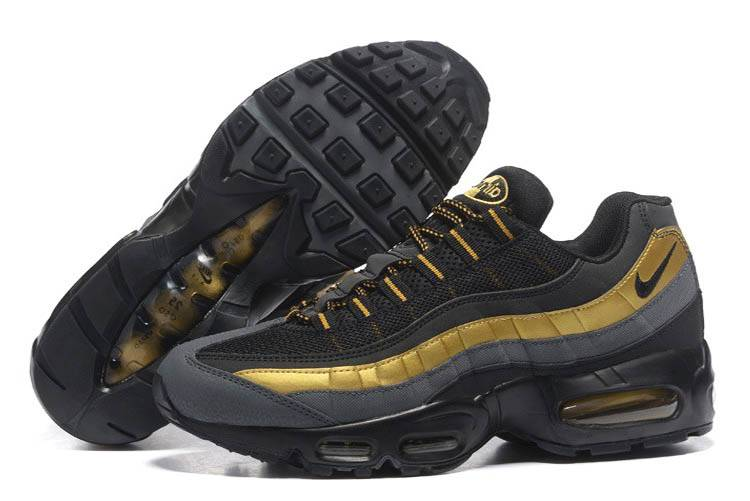 magia madera ignorar  Comprar Nike Air Max 95 doradas por 49,95€ | Envío Gratis | Oferta
