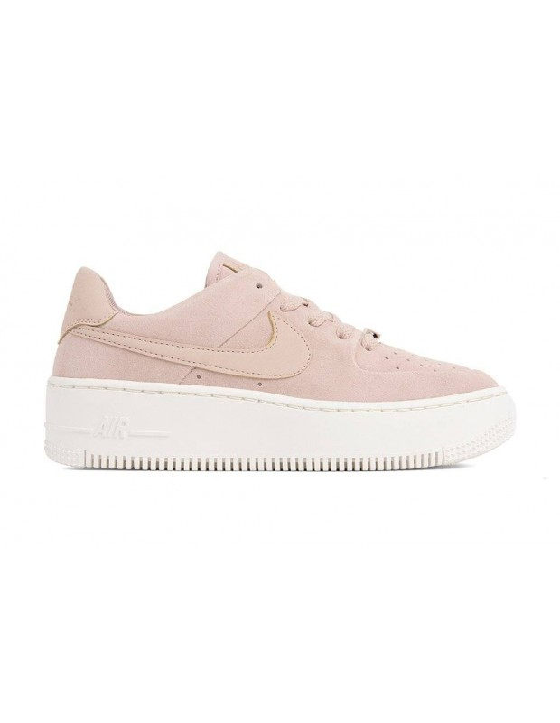 Nike Air Force One plataforma rosas por 49,95€ | Envío Gratis |