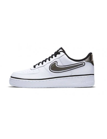 NIKE AIR FORCE ONE 07 LV8 NBA Blancas