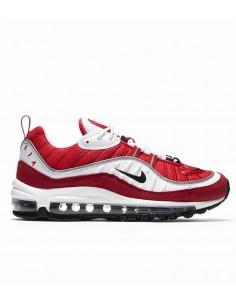 Nike Air Max 98 Blancas Rojas