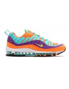 Nike Air Max 98 Naranjas Lilas