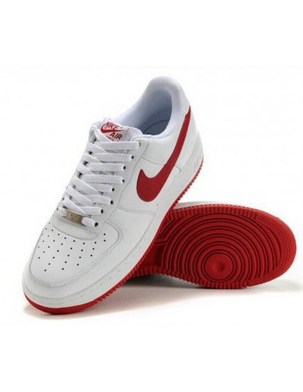 AIR FORCE ONE BLANCAS/ROJAS BAJAS