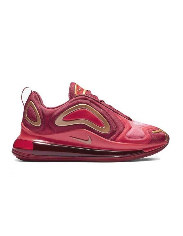 Brillar Cerebro Piquete  Nike Air Max 720 rojas Iron Man por 59,99€ | Envío Gratis | Oferta