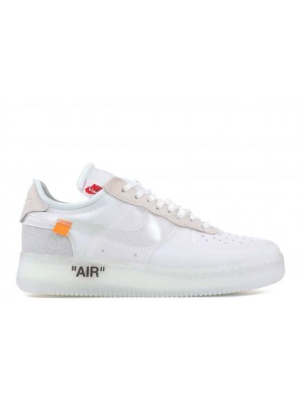 Nike Air Force One x Off White Blancas