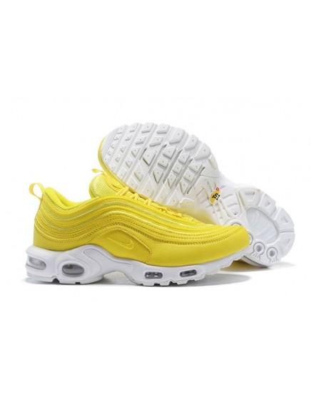 Nike Air Max 97 Plus tn Amarillas