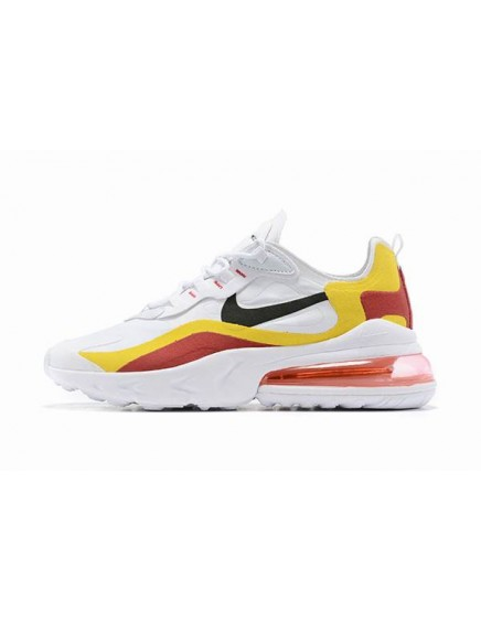 NIKE AIR MAX 270 REACT BLANCAS