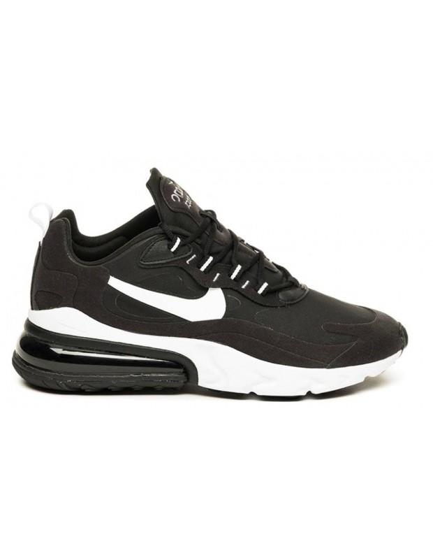 Nike Air Max 270 React negras por 54€   Envío Gratis   OFERTA
