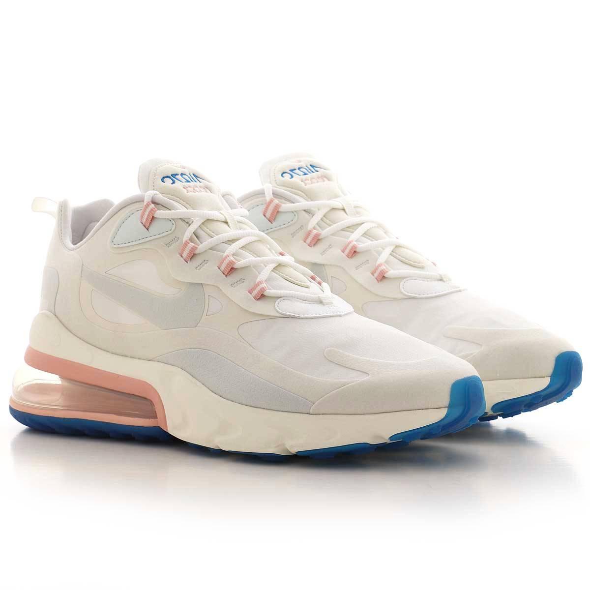 Nike Air Max 270 React blancas por 54€ | Envío Gratis | Oferta