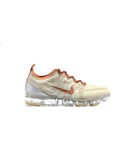Nike Air VaporMax 2019 Beige y naranja