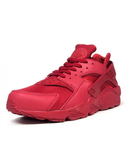 NEW HUARACHE ALL RED