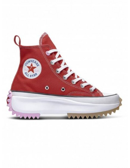 Converse Run Star Hike High Top Rojas
