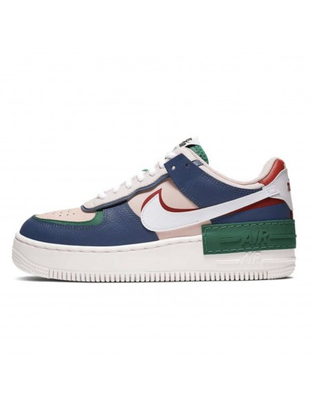 NIKE AIR FORCE ONE NSW MÚLTICOLOR