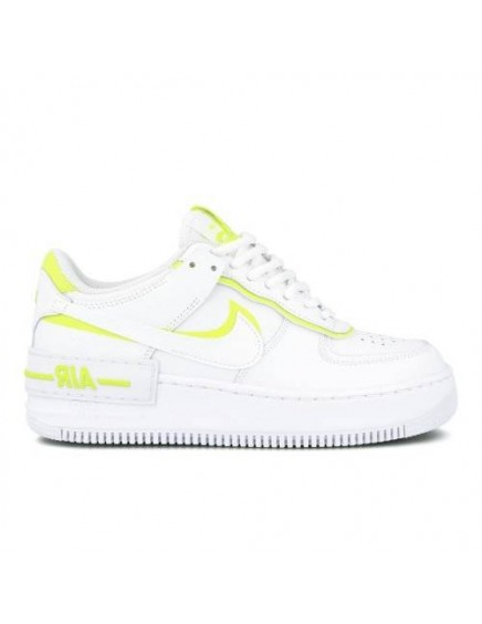 air force 1 shadow mujer verdes