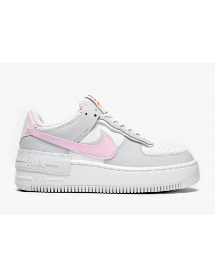 air force 1 mujer gris