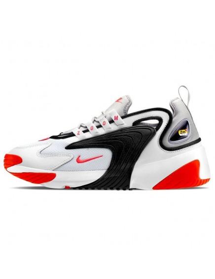Nike Zoom 2K Negro y Naranja