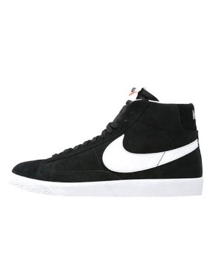 Nike Blazer Mid Negra