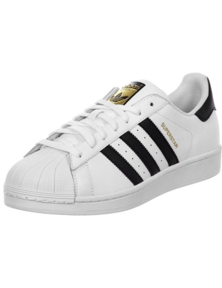 WHITE/GOLDEN ADIDAS SUPERSTAR