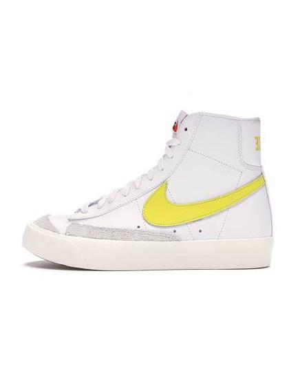Nike Blazer Mid Amarillas