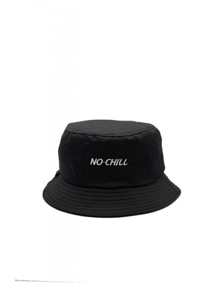 Gorro Negro No Chill