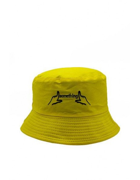 Gorro Amarillo y negro Something
