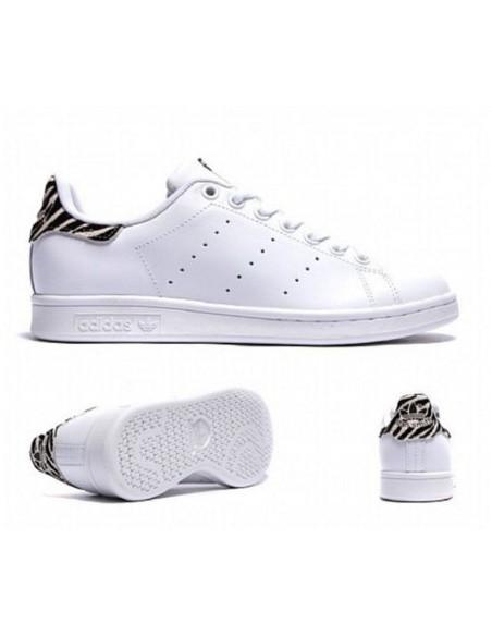 Zebra Adidas Stan Smith