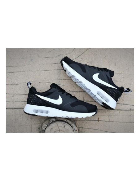 BLACK WHITE AIR MAX TAVAS