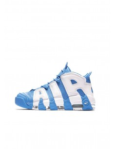 Nike Air More Uptempo Azul marino y blancas