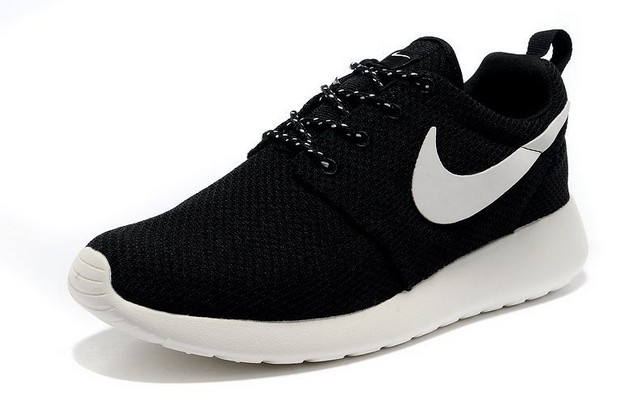 6448ecb3a ... black nike roshe run white sole cheap 35 free shipping mgshops