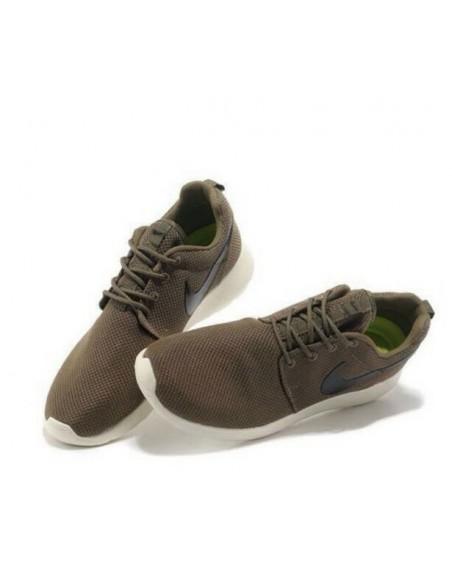 Nike Roshe Run Verde Militar