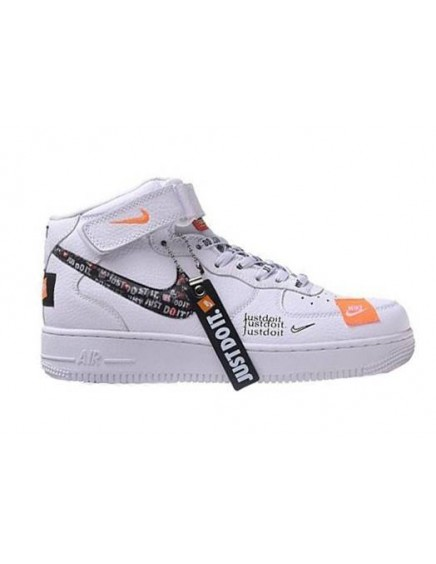 Nike Air Force One Just Do It Altas