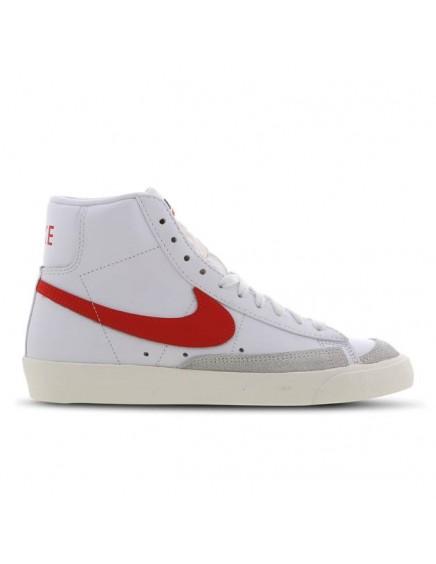Nike Blazer Mid Roja
