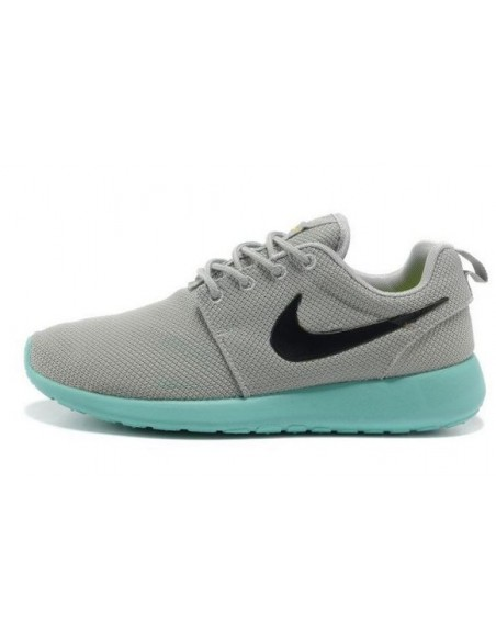 Grey Blue Roshe Run