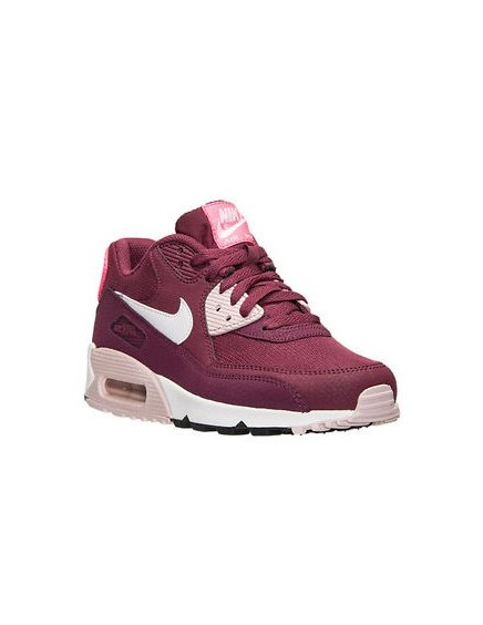 MAROON NIKE AIR MAX 90