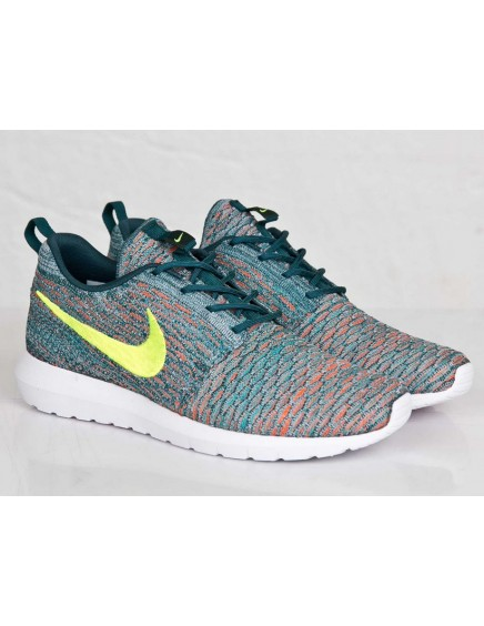 Roshe Run Flyknit Estampado