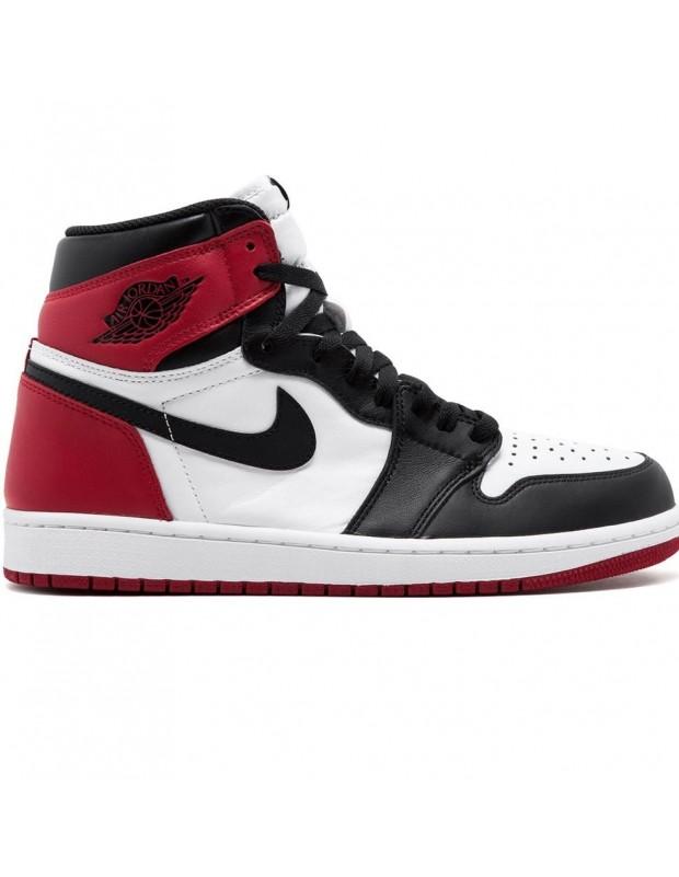 Nike Air Jordan 1 Rojas Blancas