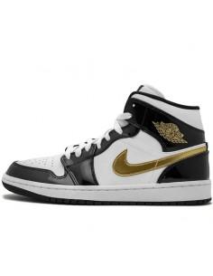 Nike Air Jordan 1 Blanco y...