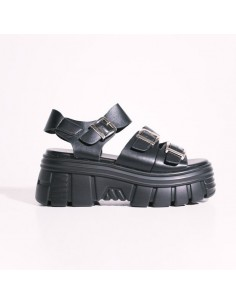 Sandalias Negras con...
