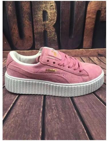 puma creepers rosa