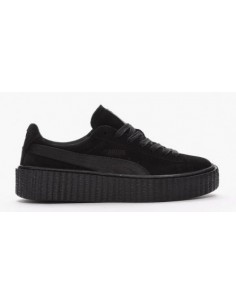 BLACK PUMA CREEPER BY RIHANNA