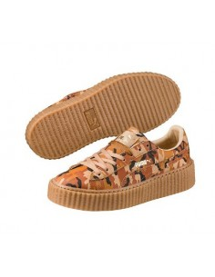 ARMY PRINT PUMA CREEPER BY RIHANNA
