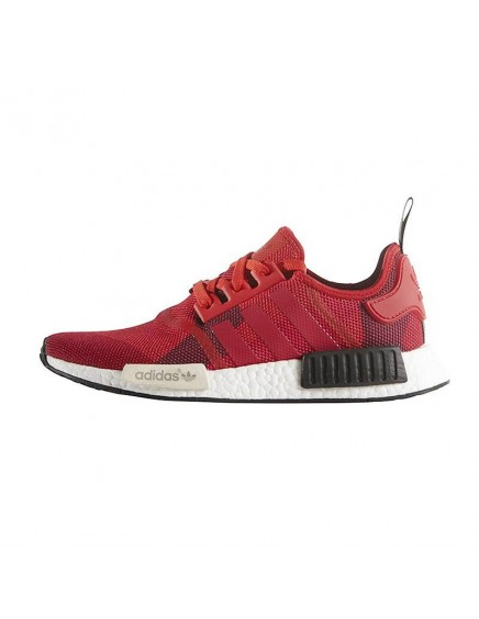 RED ADIDAS NMD