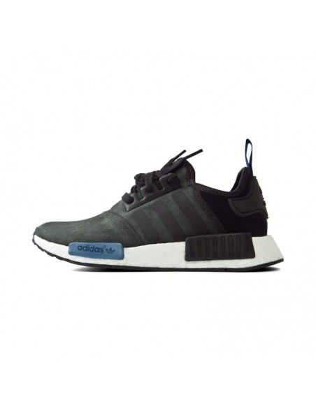 GREEN SUEDE ADIDAS NMD